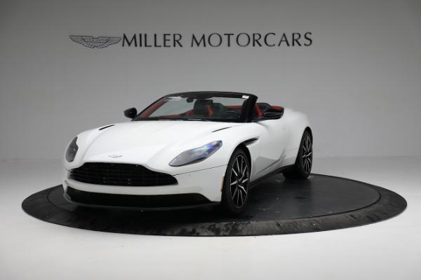 Used 2019 Aston Martin DB11 Volante for sale $209,990 at Aston Martin of Greenwich in Greenwich CT 06830 12