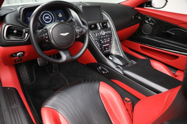 Used 2019 Aston Martin DB11 Volante for sale $209,990 at Aston Martin of Greenwich in Greenwich CT 06830 19