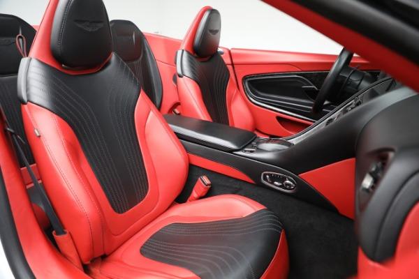 Used 2019 Aston Martin DB11 Volante for sale $209,990 at Aston Martin of Greenwich in Greenwich CT 06830 25