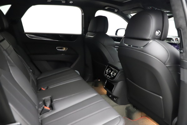 New 2021 Bentley Bentayga V8 for sale Sold at Aston Martin of Greenwich in Greenwich CT 06830 22