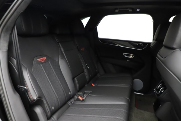 New 2021 Bentley Bentayga V8 for sale Sold at Aston Martin of Greenwich in Greenwich CT 06830 24