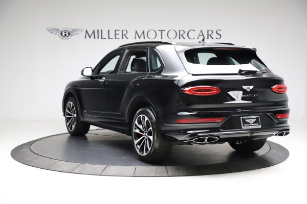 New 2021 Bentley Bentayga V8 for sale Sold at Aston Martin of Greenwich in Greenwich CT 06830 4