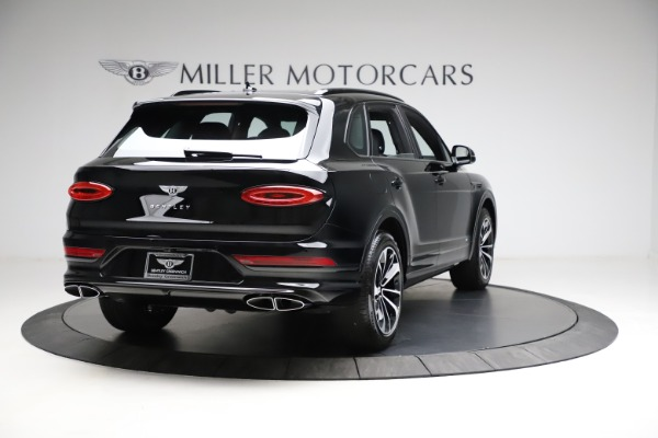 New 2021 Bentley Bentayga V8 for sale Sold at Aston Martin of Greenwich in Greenwich CT 06830 6