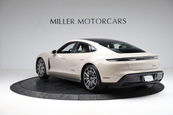 Used 2021 Porsche Taycan 4S for sale Sold at Aston Martin of Greenwich in Greenwich CT 06830 6