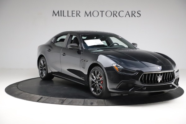 New 2021 Maserati Ghibli S Q4 GranSport for sale Sold at Aston Martin of Greenwich in Greenwich CT 06830 13