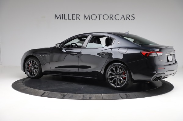 New 2021 Maserati Ghibli S Q4 GranSport for sale Sold at Aston Martin of Greenwich in Greenwich CT 06830 5