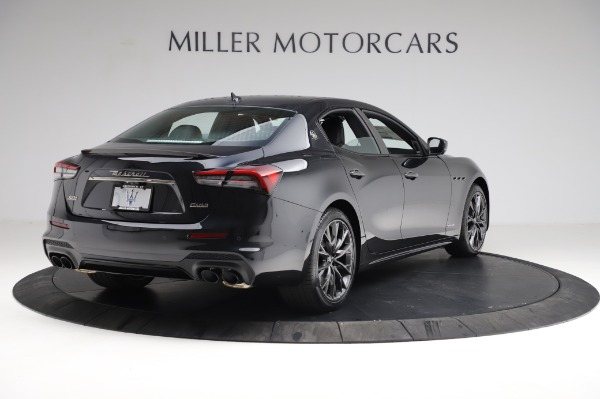New 2021 Maserati Ghibli S Q4 GranSport for sale Sold at Aston Martin of Greenwich in Greenwich CT 06830 8