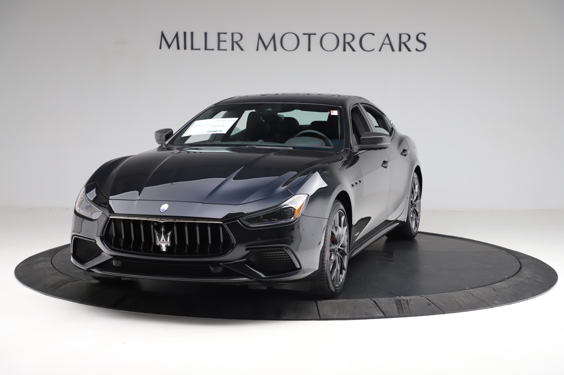 New 2021 Maserati Ghibli S Q4 GranSport for sale Sold at Aston Martin of Greenwich in Greenwich CT 06830 1