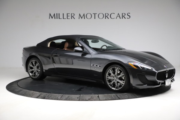 Used 2013 Maserati GranTurismo Sport for sale Call for price at Aston Martin of Greenwich in Greenwich CT 06830 11