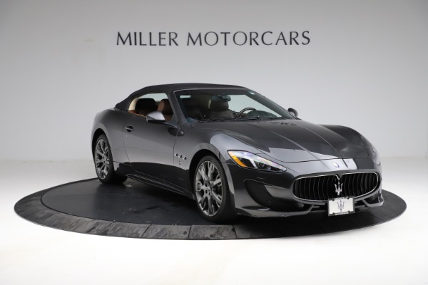 Used 2013 Maserati GranTurismo Sport for sale Call for price at Aston Martin of Greenwich in Greenwich CT 06830 12