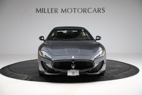 Used 2013 Maserati GranTurismo Sport for sale Call for price at Aston Martin of Greenwich in Greenwich CT 06830 13