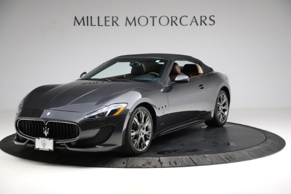 Used 2013 Maserati GranTurismo Sport for sale Call for price at Aston Martin of Greenwich in Greenwich CT 06830 2