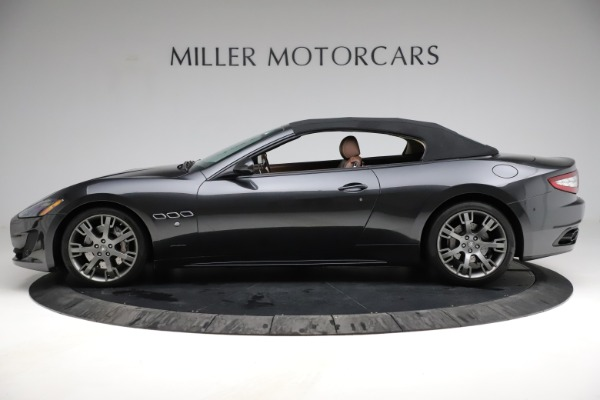 Used 2013 Maserati GranTurismo Sport for sale Call for price at Aston Martin of Greenwich in Greenwich CT 06830 3