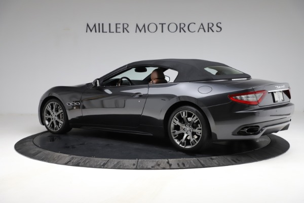 Used 2013 Maserati GranTurismo Sport for sale Call for price at Aston Martin of Greenwich in Greenwich CT 06830 4
