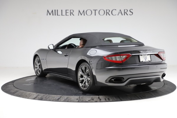 Used 2013 Maserati GranTurismo Sport for sale Call for price at Aston Martin of Greenwich in Greenwich CT 06830 5