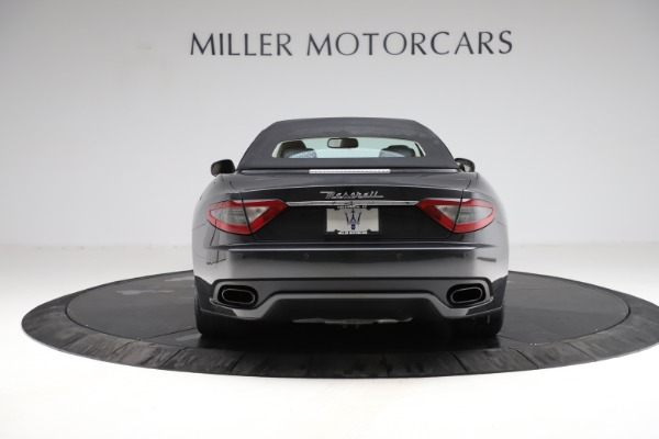 Used 2013 Maserati GranTurismo Sport for sale Call for price at Aston Martin of Greenwich in Greenwich CT 06830 7