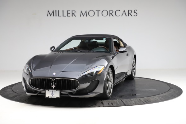 Used 2013 Maserati GranTurismo Sport for sale Call for price at Aston Martin of Greenwich in Greenwich CT 06830 1