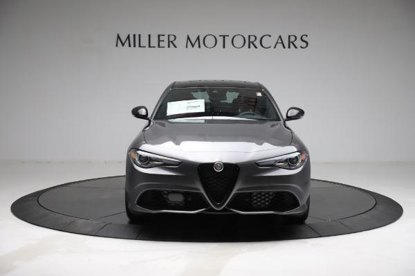 New 2021 Alfa Romeo Giulia Ti Sport for sale $54,050 at Aston Martin of Greenwich in Greenwich CT 06830 11