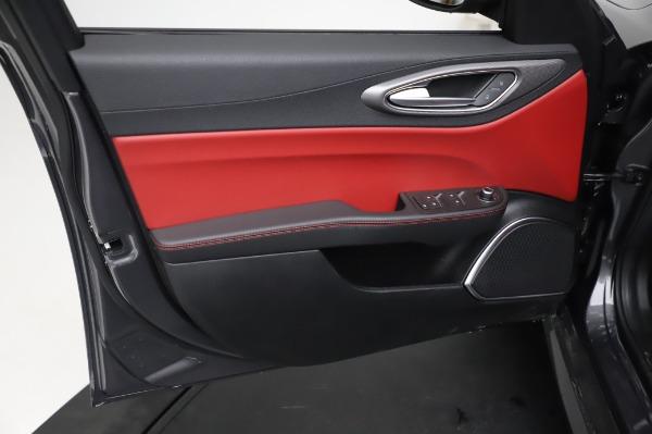 New 2021 Alfa Romeo Giulia Ti Sport for sale $54,050 at Aston Martin of Greenwich in Greenwich CT 06830 16
