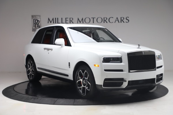 New 2021 Rolls-Royce Cullinan Black Badge for sale Sold at Aston Martin of Greenwich in Greenwich CT 06830 13
