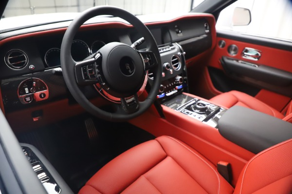 New 2021 Rolls-Royce Cullinan Black Badge for sale Sold at Aston Martin of Greenwich in Greenwich CT 06830 16