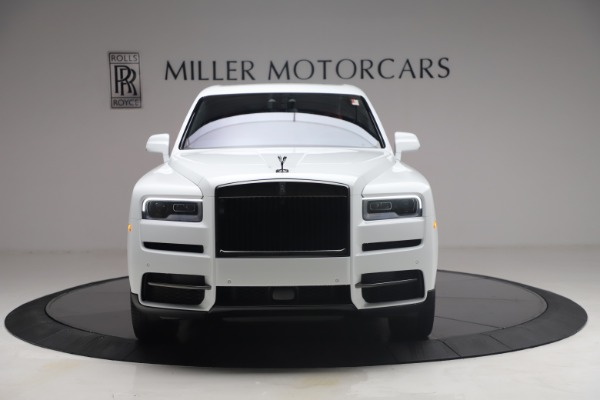 New 2021 Rolls-Royce Cullinan Black Badge for sale Sold at Aston Martin of Greenwich in Greenwich CT 06830 2