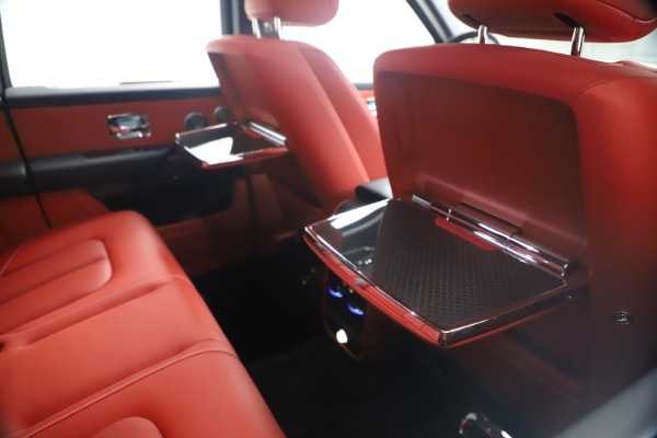 New 2021 Rolls-Royce Cullinan Black Badge for sale Sold at Aston Martin of Greenwich in Greenwich CT 06830 22
