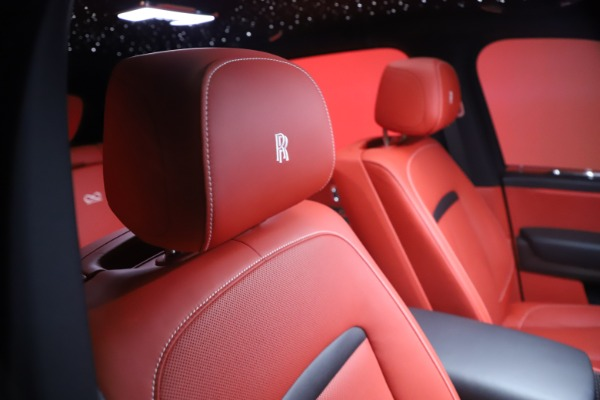 New 2021 Rolls-Royce Cullinan Black Badge for sale Sold at Aston Martin of Greenwich in Greenwich CT 06830 26