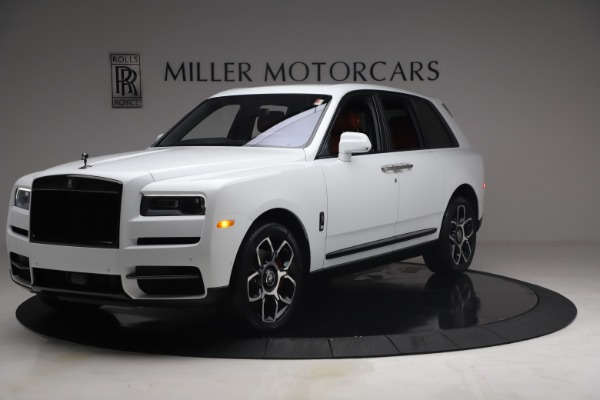 New 2021 Rolls-Royce Cullinan Black Badge for sale Sold at Aston Martin of Greenwich in Greenwich CT 06830 3