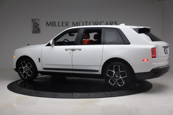 New 2021 Rolls-Royce Cullinan Black Badge for sale Sold at Aston Martin of Greenwich in Greenwich CT 06830 5