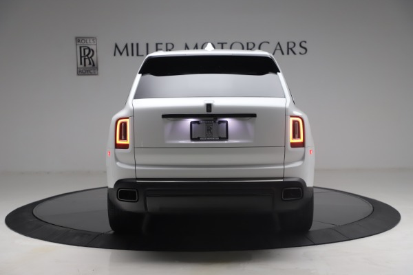 New 2021 Rolls-Royce Cullinan Black Badge for sale Sold at Aston Martin of Greenwich in Greenwich CT 06830 7