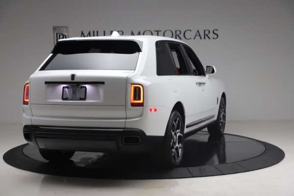 New 2021 Rolls-Royce Cullinan Black Badge for sale Sold at Aston Martin of Greenwich in Greenwich CT 06830 9