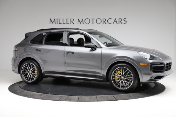 Used 2020 Porsche Cayenne Turbo for sale $145,900 at Aston Martin of Greenwich in Greenwich CT 06830 11