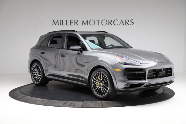 Used 2020 Porsche Cayenne Turbo for sale $145,900 at Aston Martin of Greenwich in Greenwich CT 06830 12