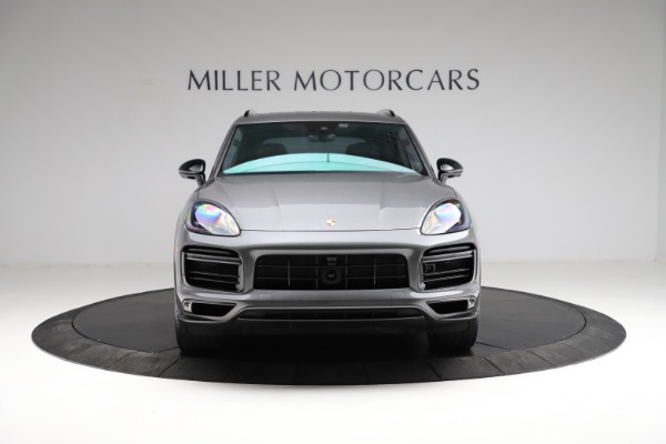 Used 2020 Porsche Cayenne Turbo for sale $145,900 at Aston Martin of Greenwich in Greenwich CT 06830 13