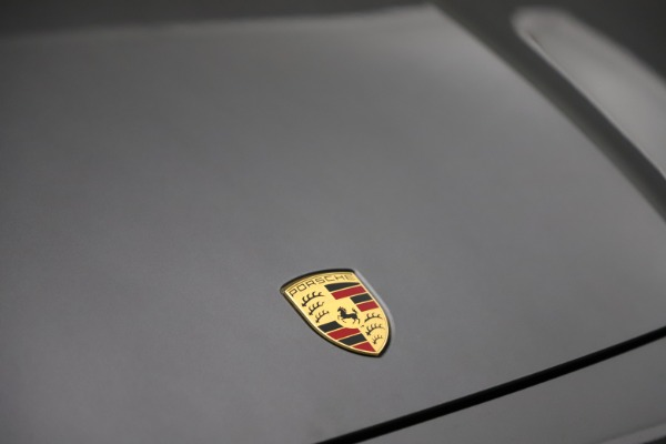 Used 2020 Porsche Cayenne Turbo for sale $145,900 at Aston Martin of Greenwich in Greenwich CT 06830 15