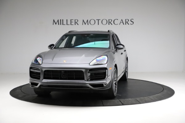 Used 2020 Porsche Cayenne Turbo for sale $145,900 at Aston Martin of Greenwich in Greenwich CT 06830 1