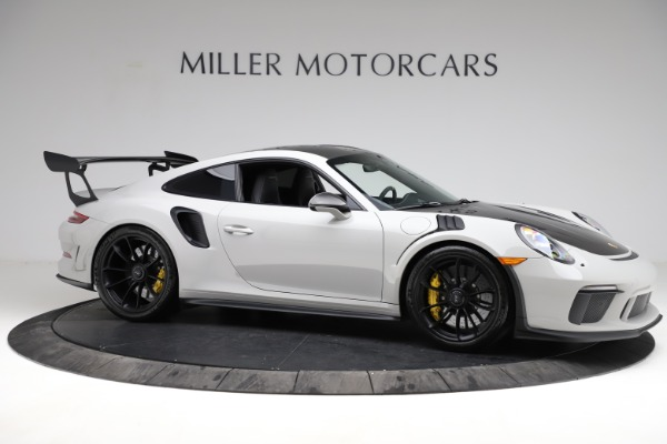 Used 2019 Porsche 911 GT3 RS for sale $249,900 at Aston Martin of Greenwich in Greenwich CT 06830 10