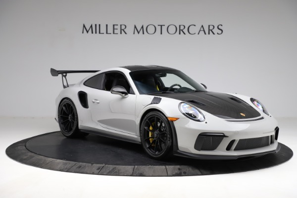Used 2019 Porsche 911 GT3 RS for sale $249,900 at Aston Martin of Greenwich in Greenwich CT 06830 11