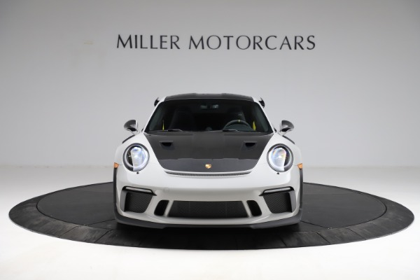 Used 2019 Porsche 911 GT3 RS for sale $249,900 at Aston Martin of Greenwich in Greenwich CT 06830 12