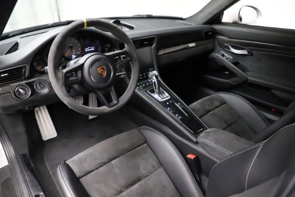 Used 2019 Porsche 911 GT3 RS for sale $249,900 at Aston Martin of Greenwich in Greenwich CT 06830 13