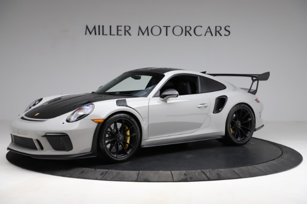 Used 2019 Porsche 911 GT3 RS for sale $249,900 at Aston Martin of Greenwich in Greenwich CT 06830 2