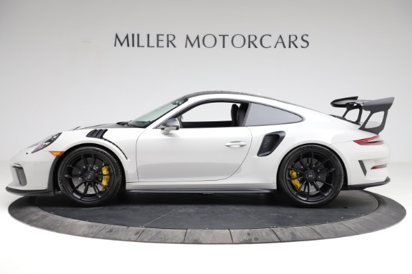 Used 2019 Porsche 911 GT3 RS for sale $249,900 at Aston Martin of Greenwich in Greenwich CT 06830 3