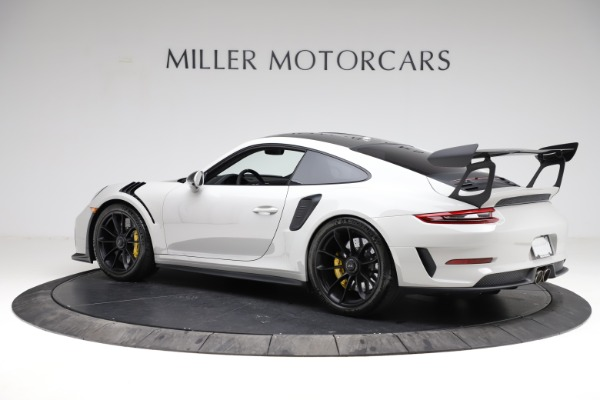 Used 2019 Porsche 911 GT3 RS for sale $249,900 at Aston Martin of Greenwich in Greenwich CT 06830 4