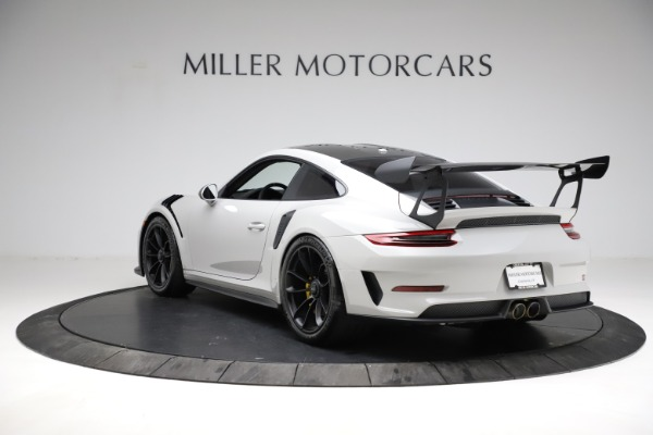 Used 2019 Porsche 911 GT3 RS for sale $249,900 at Aston Martin of Greenwich in Greenwich CT 06830 5