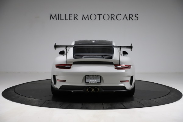 Used 2019 Porsche 911 GT3 RS for sale $249,900 at Aston Martin of Greenwich in Greenwich CT 06830 6