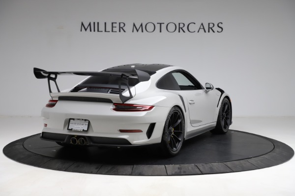 Used 2019 Porsche 911 GT3 RS for sale $249,900 at Aston Martin of Greenwich in Greenwich CT 06830 7