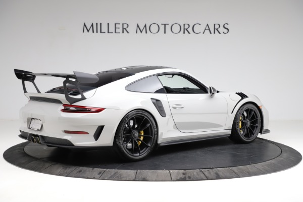 Used 2019 Porsche 911 GT3 RS for sale $249,900 at Aston Martin of Greenwich in Greenwich CT 06830 8