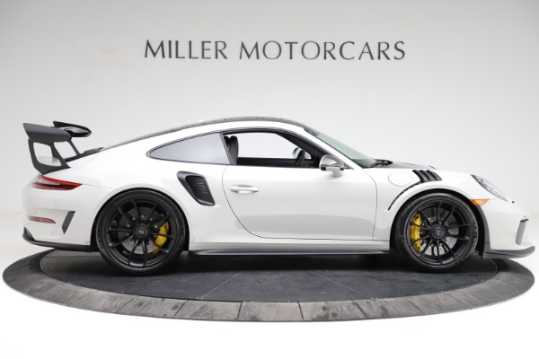 Used 2019 Porsche 911 GT3 RS for sale $249,900 at Aston Martin of Greenwich in Greenwich CT 06830 9