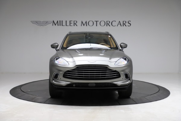 New 2021 Aston Martin DBX for sale $211,486 at Aston Martin of Greenwich in Greenwich CT 06830 11